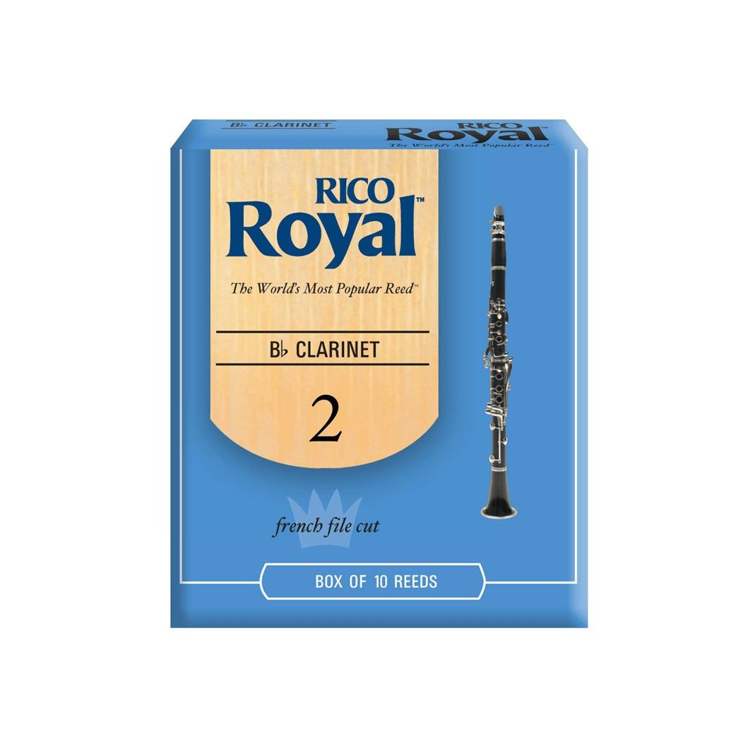 Трость Rico Royal clarinet reeds Bb-Clarinet №2