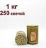 Свечи Медовое золото цена от 29 тенге за 1 шт Длина свечи 165мм