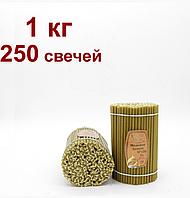 Свечи Медовое золото цена от 35 тенге за 1 шт Длина свечи 165мм