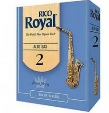 Трости для саксофона Альт RICO Royal №2