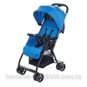 Chicco Прогулочная коляска Ohlala 2 Power Blue синяя, Chicco