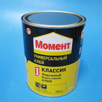МОМЕНТ 1 Универсальный контактный клей, 750 мл