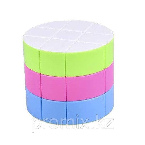 Цилиндр Рубика (цветной пластик)