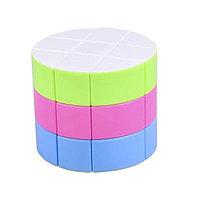 Цилиндр Рубика (цветной пластик), фото 1