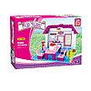 Игровой конструктор Ausini 24402 Мир Чудес Праздник в кафе 148 деталей Цветная коробка