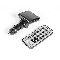 FM-Модулятор Sound Wave FM09 Пульт управления Чёрный, фото 1