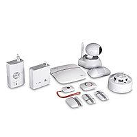 Беспроводной комплект системы безопасности Patrol Hawk C V-care (Премиум) Wi-Fi GSM