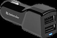 Автомобильный адаптер Defender UCA-34