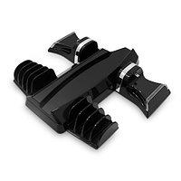 Зарядное устройство-подставка для PS3 Slim PEGA PG-SP3003 Зарядка Карманы на 8 дисков LED подсветка Чёрный, фото 1