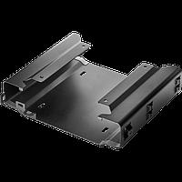 Защитный комплект VESA двойного назначения v2 для монтажа HP Desktop Mini (2JA32AA)
