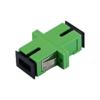 Адаптер, А-Оптик, AO-7023, LC/APC-LC/APC, SM, DSimplex