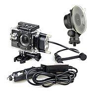 Автомобильный комплект (держатель и зарядка) SJCAM SJ302, фото 1
