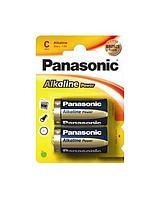 Батарейка щелочная PANASONIC Alkaline Power С/2B