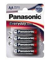 Батарейка щелочная PANASONIC Every Day Power AA/4B