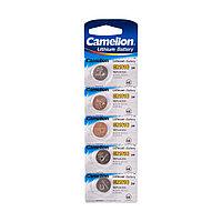 Батарейка CAMELION CR1616-BP5 Lithium Battery CR1616 3V 220 mAh 5 шт.