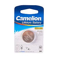 Батарейка CAMELION CR2430-BP1 Lithium Battery CR2430 3V 220 mAh 1 шт.