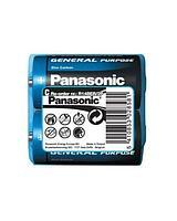 Батарейка солевая PANASONIC General Purpose C/2B