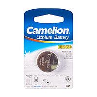 Батарейка CAMELION CR2450-BP1 Lithium Battery CR2450 3V 220 mAh 1 шт.