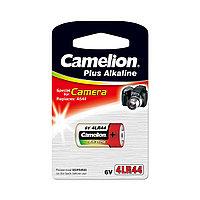 Батарейка CAMELION 4LR44-BP1C Photo Plus Alkaline 6V 150 mAh 1 шт. Блистер