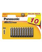 Батарейка щелочная PANASONIC Alkaline Power AAA/10B