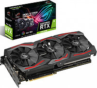 Видеокарта Asus GeForce RTX 2060 SUPER EVO ROG-STRIX-RTX2060S-A8G-EVO-GAMING