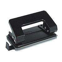 Дырокол ErichKrause® 4667 Quadro до 10 листов (в коробке по 1 шт.) чёрный