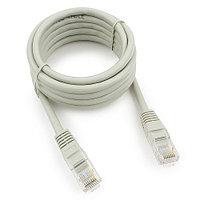 Патч-корд медный UTP Cablexpert PP10-2M кат.5e, 2м, литой, многожильный (серый)