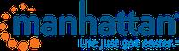 Кабель Manhattan USB 3.0  A(M)/B(M)  3 м  синий 322454