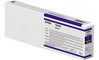 Картридж Epson C13T804D00  фиолетовый