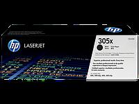 Картридж HP 305X Black  (CE410X)