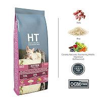 Сухой корм для котят HT Cat Kitten 34/17,5 (курица)