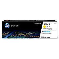 Картридж HP 207X желтый 2450 стр. (W2212X)