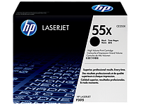 Картридж HP Black  (CE255X)