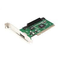 Контроллер Deluxe DLC-SI PCI на SATA & IDE (3 порта SATA & 1 порт IDE) Promise Technology, фото 1