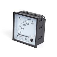 Амперметр  ANDELI  AM-96 AC 200/5A  (96*96)