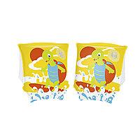 Нарукавники для плавания Черепашки 23 х 15 см Bestway 32043 Винил Цвет в ассортименте Пакет