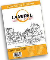 Пленка для ламинирования Fellowes Lamirel А4  125мкм  100 шт.