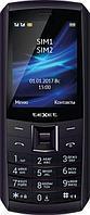 Мобильный телефон Texet TM-D328 цвет черный