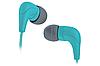 Наушники-вкладыши проводные Acme HE15B голубой