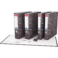 Папка–регистратор с арочным механизмом ErichKrause® 70 Basic А4 50 мм серый