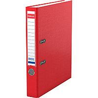 Папка–регистратор с арочным механизмом ErichKrause® 43513 Granite А4 50 мм красный