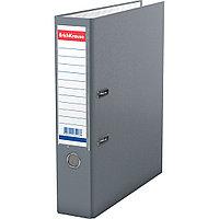 Папка–регистратор с арочным механизмом ErichKrause® 43520 Granite А4 70 мм серый