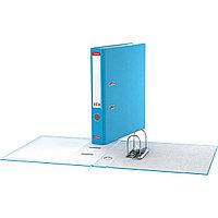 Папка–регистратор с арочным механизмом ErichKrause® 45392 Neon А4 50 мм голубой