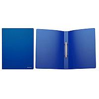 Папка на 2 кольцах пластиковая ErichKrause® 43016 Classic 35мм A4 синий (в коробке-дисплее по 12 шт.)