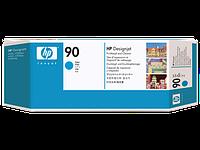 Печатающая головка HP Cyan Printhead №90 . (C5055A)