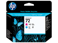 Печатающая головка HP Magenta and Cyan Printhead №72 (C9383A)