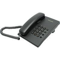 Проводной телефон KX-TS2350 (RUB) Черный