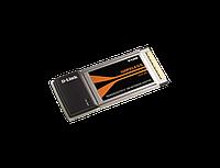 Wi-Fi адаптер D-Link DWA-645 Cardbus