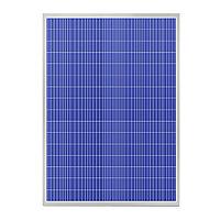 Солнечная панель SVC P-300 Мощность: 300Вт Напряжение: 24В Тип: поликристалическая Класс: 1 класс Рабочая