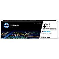 Тонер HP LaserJet 207X Black W2210X